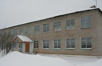Здание интерната